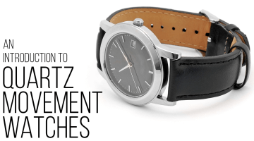 Quartz Movement Watches