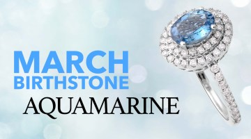 Featured Image: March Birthstone: Aquamarine