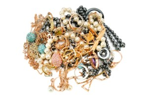 Bunch of Jewelry