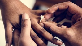 proposal with ring