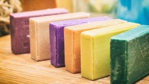 bars of soap
