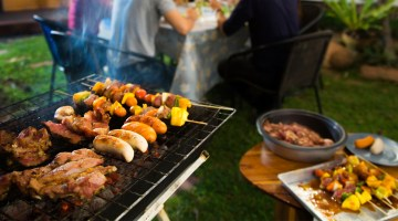 Holiday Recipes: Labor Day Cookout Banner Image.