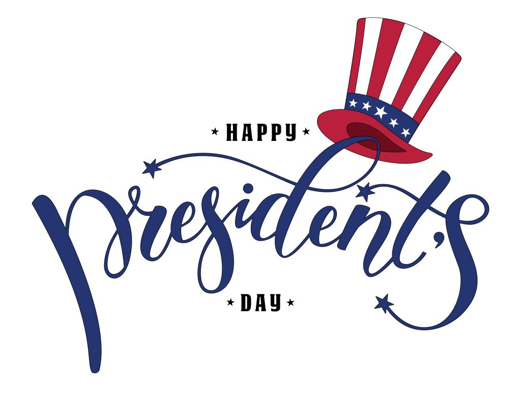 Happy President's Day image.