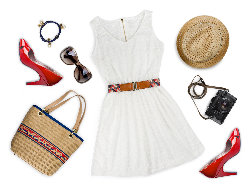 Trendy Spring outfit.