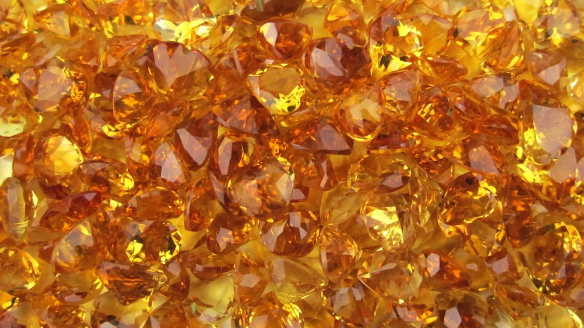 Featured Image: Yellow Stones that Bring Joy to the World