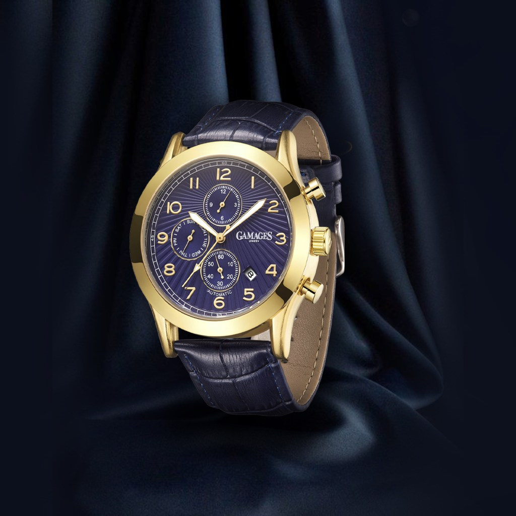 Exquisite timepieces from GAMAGES OF LONDON.