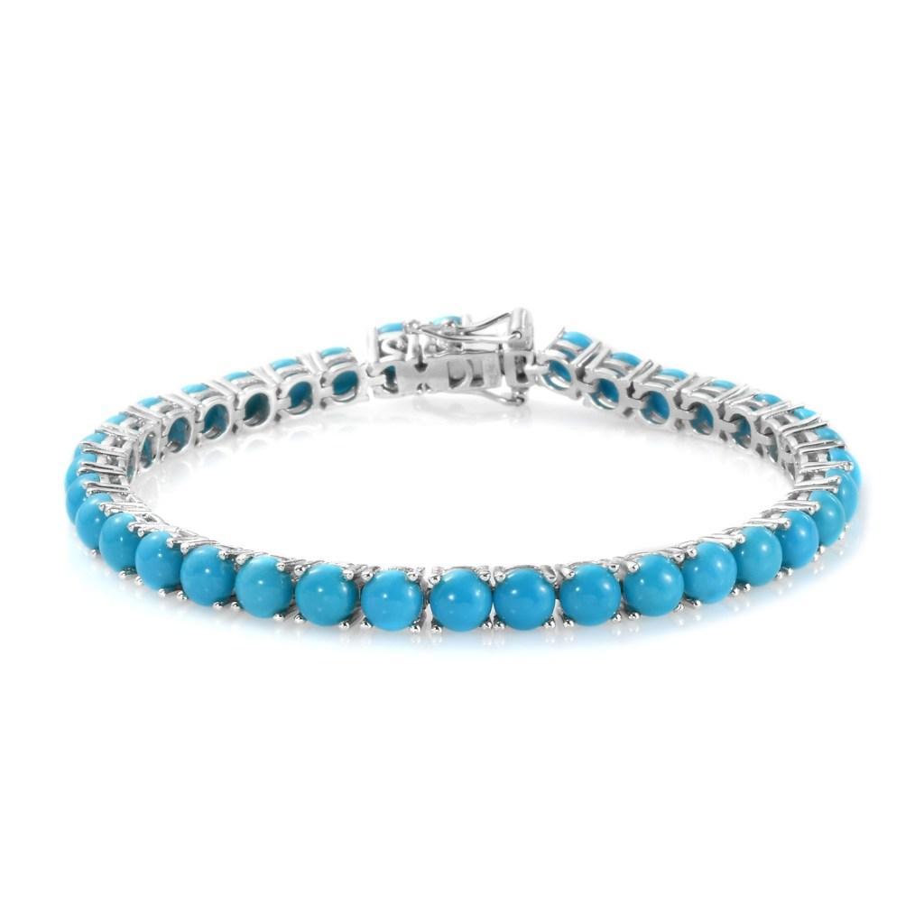 Sleeping Beauty Turquoise bracelet.