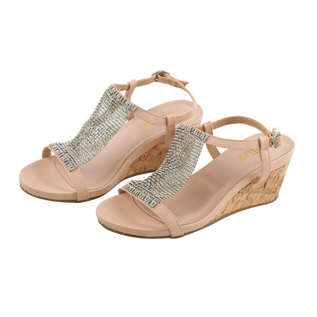 Nude Leather Women's Klarissa Shoe