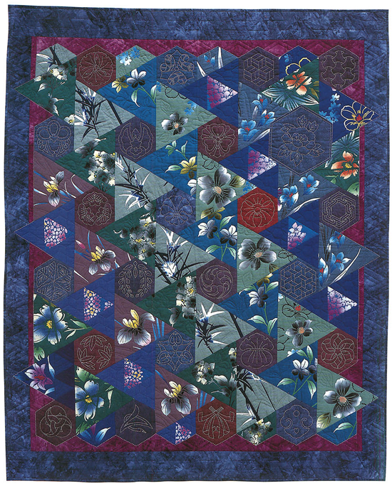 Fabric Japanese Quilting