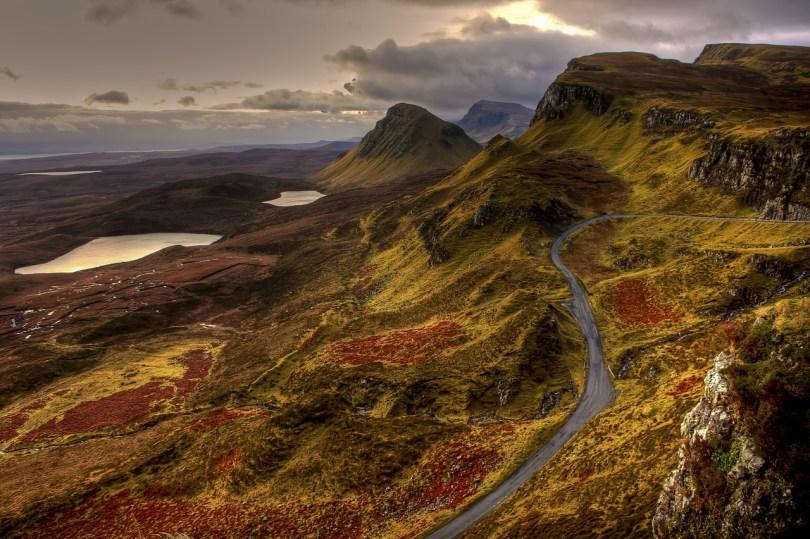 paisaje escocia