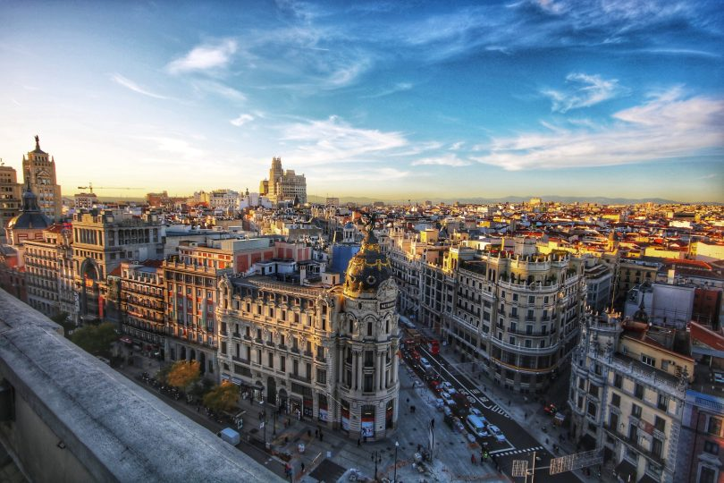 Edificio Metropoli, Gran vía - Madrid