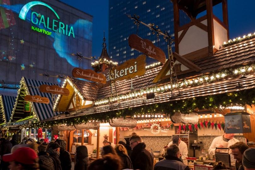 mercado navideño Berlin