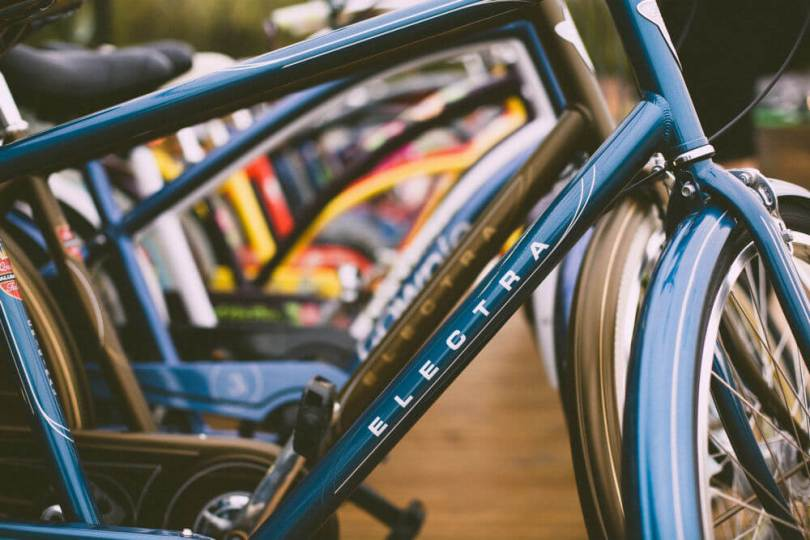 arreglar cuadros de bicicleta