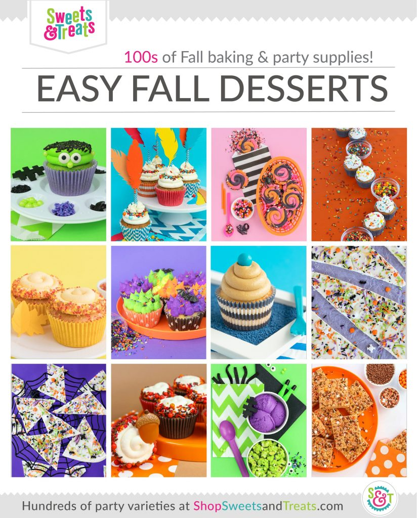 Easy Fall Desserts Ideas Roundup