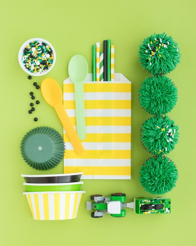 John Deere Party Supplies Tractor Birthday Party Ideas