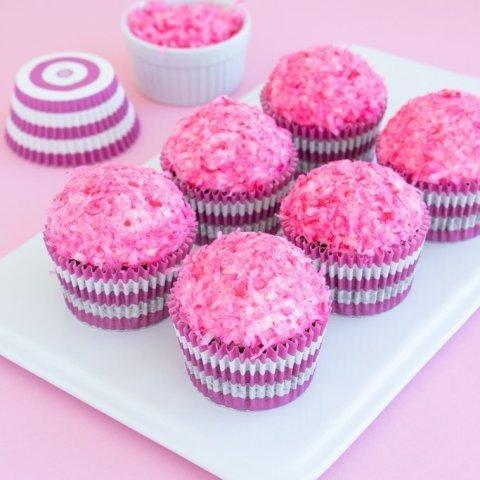 Homemade Copycat Snoball Cupcakes