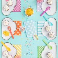 Pajama Party Ideas - Sweet Dreams Sweetscape InstaParty