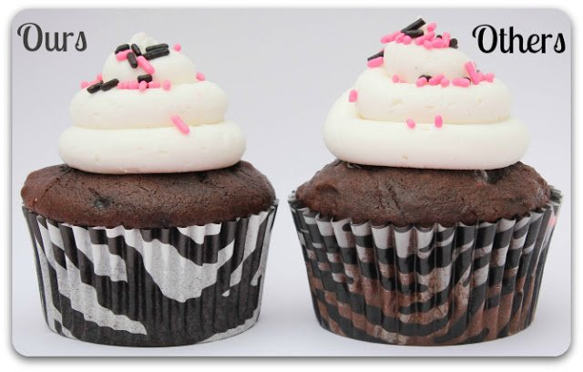 why greaseproof cupcake liners really are the best