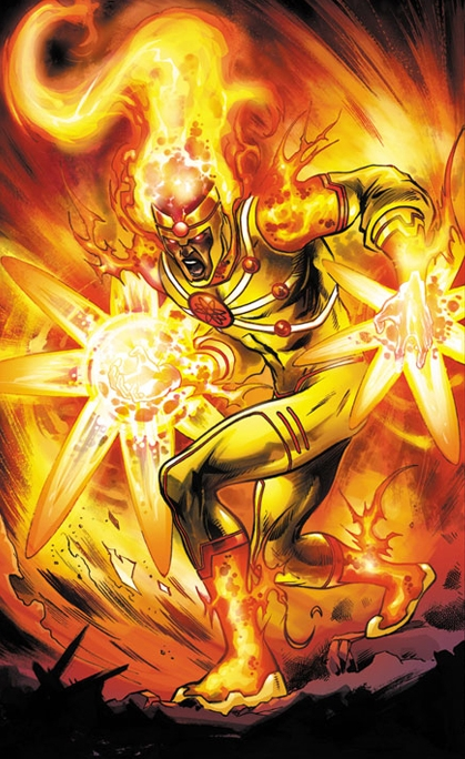 Firestorm in DC Comics