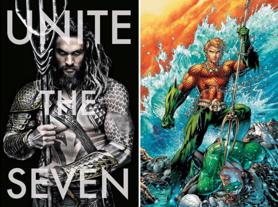 Jason momoa as aquaman, who is aquaman