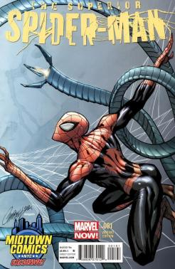 The Superior Spider-Man #1