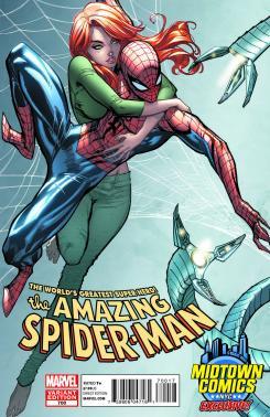 The Amazing Spider-Man #700