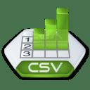 CSV Icon