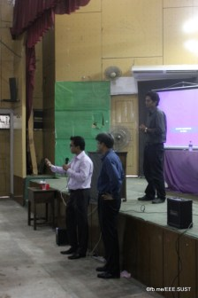 THE TECHNOLOGY WORKSHOP: EMPOWERING STUDENTs WITH TELECOMUNICATION TECHNOLOGY ; The follow-up