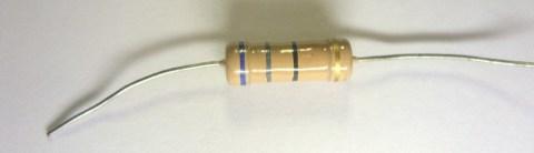 68 ohm resistor