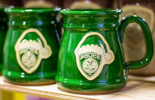 East Rutherford Christmas Mug