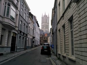 ERASMUS+ Staff Week Gent - morning picture