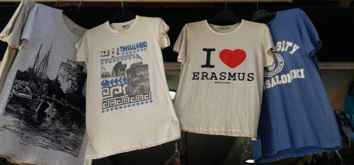 Erasmus+ v Řecku