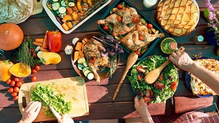 4 Thực Phẩm Bạn Nên Ăn Vào Buổi Trưa Để Có Tác Dụng Tốt Nhất Trong Việc Đẹp Da Giữ Dáng