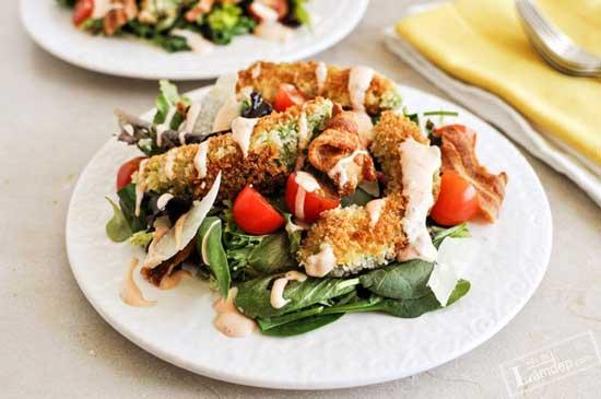 7 Món Ăn Hấp Dẫn Nhưng Nàng Chớ Bỏ Vào Salad Nếu Bạn Đang Lên Kế Hoạch Giảm Cân
