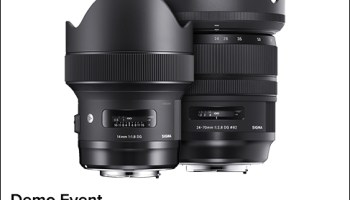 New Product Preview!! - Norman Camera (Grand Rapids) - SIGMA Blog