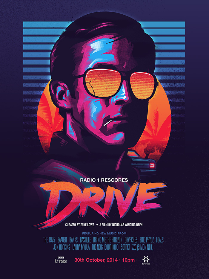 Poster do filme Drive