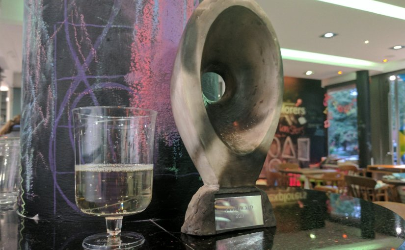 Signly Innovation at Roald Dahl Museum and Story Centre wins at 2017 Jodi Awards Ceremony