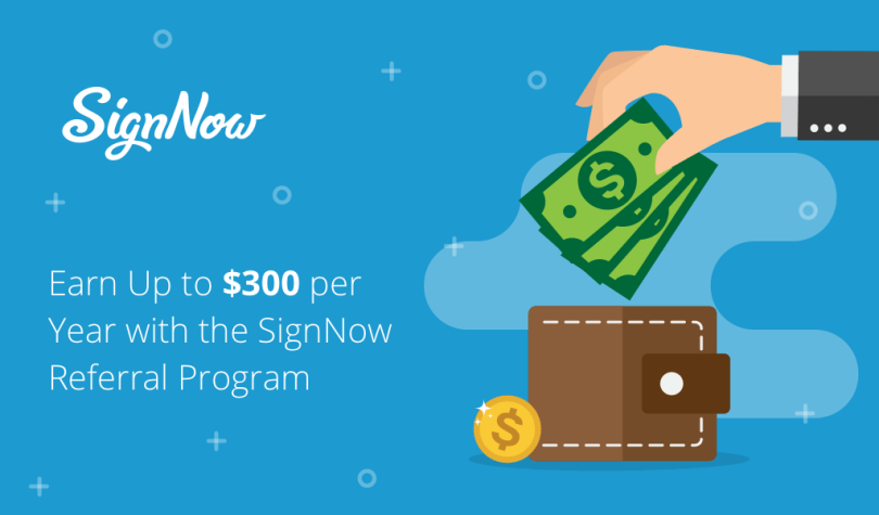 SignNow referal program