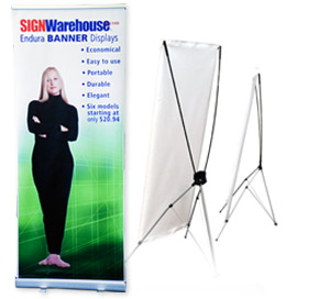 Two types of Banner Display Options