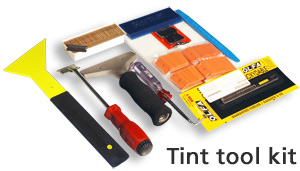 Window Tint Tool Kit