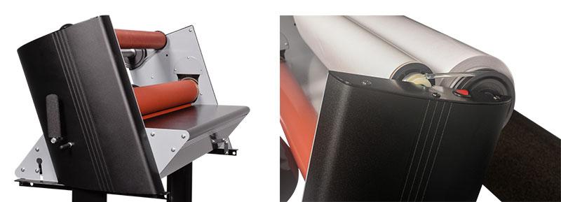Daige Solor laminator features