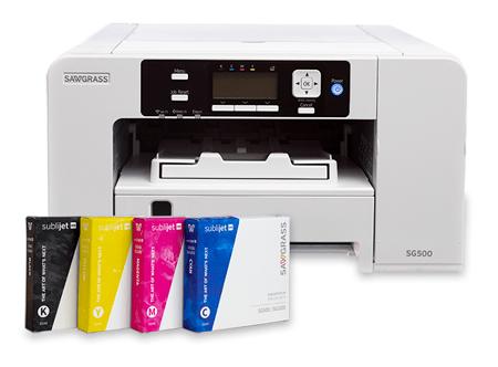 Sawgrass SG500 desktop dye sublimation printer