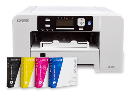 Sawgrass SG500 desktop dye sublimation printer