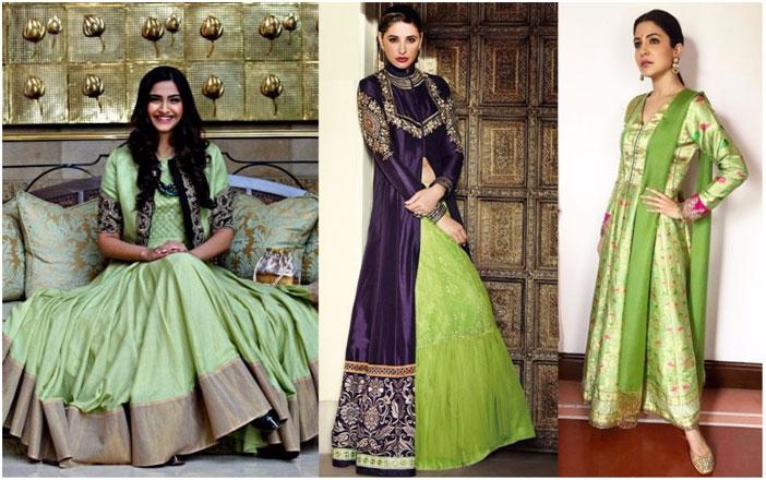 Greenery-in-Indian-Fashion-6