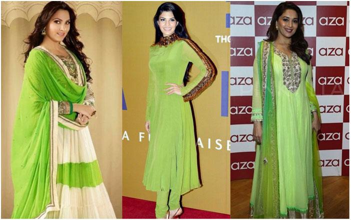 Greenery-in-Indian-Fashion-7