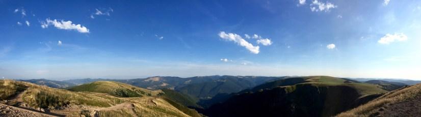 Hohneck panorama
