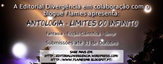 Imagem obtida da página oficial da Editorial Divergência