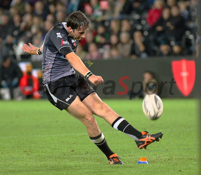 Rugby Union - Guinness PRO12 - Ospreys v Connacht Rugby - Friday 31st October 2014 - The Liberty Stadium - Swansea