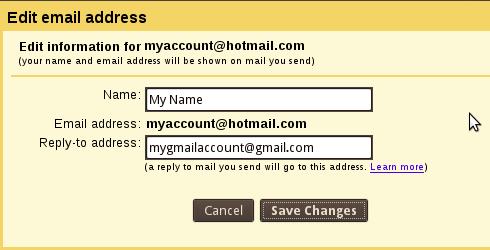 GMail Identity