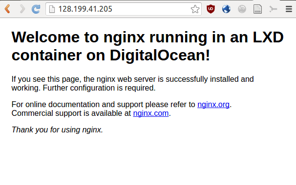 do-lxd-welcome-nginx